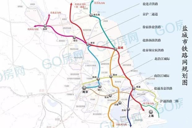 海安高铁规划图