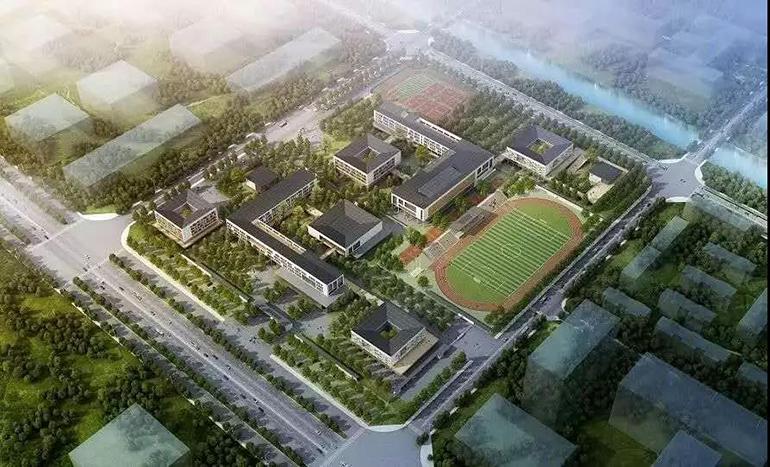 北京师范大学盐城附属学校是集幼儿园,小学,初中,高中于一体的十五年
